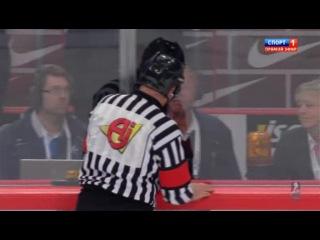Чемпионат мира '12, группа S: Швеция - Чехия 05.05.2012 3