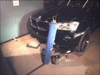 Краш-тест BMW X3 в тюнинге от AC Schnitzer