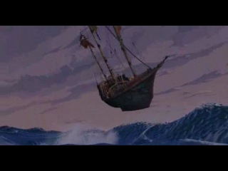 Синдбад: Легенда семи морей / Sinbad: Legend of the Seven Seas (2003 год)