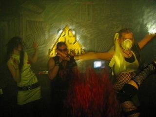 T.V. Blood - Electric Goth