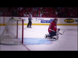 Holt-beast home opener clip from Game 6 of Round 1 of the 2012 Playoffs