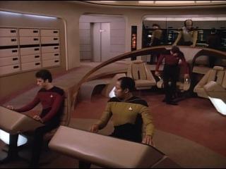 Звёздный путь: Следующее поколение - сезон 2 серия 13