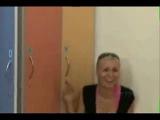 Скрытая камера в женской раздевалке (розыгрыш)