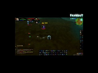 Frost mage vs Warrior wowcircle х5