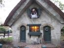 Parkshow n in Efteling ,31.10.2013- сказочный домик на сказку ГОСПОЖА МЕТЕЛИЦА