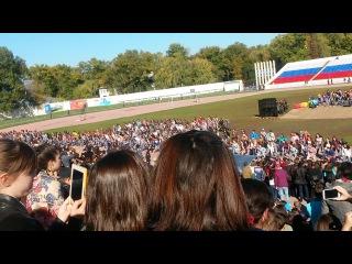 Флешмоб в Черкесске (10.10.2013)