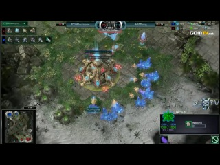 Корея 2.0: WCS OSL 2013 Season 2 Up&Down Group C Part 1
