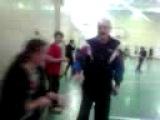 Наш физрук танцует:D