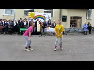 Ритми Хіп-Хопу в 6 школі м.Стрий