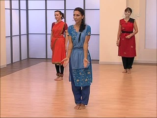 Народный индийский танец (онлайн обучение) [video-dance.ru]
