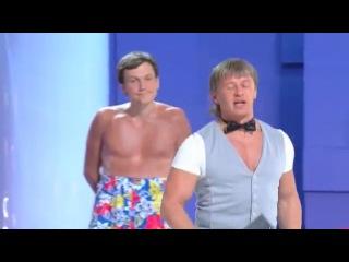 Уральские Пельмени - Чемпионат по бодибилдингу