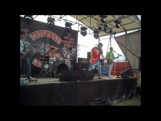 Бешеный рецепт - Мы ЕбАнутыЕ))(Cover Dismay)(Live in Атомный УгаР, 21.07.2012)