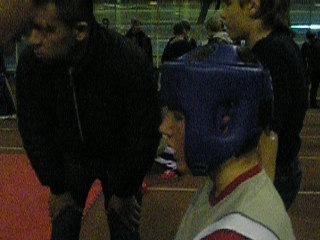 Чемпиоат Украины по Кикбоксингу среди юниоров AIAXA