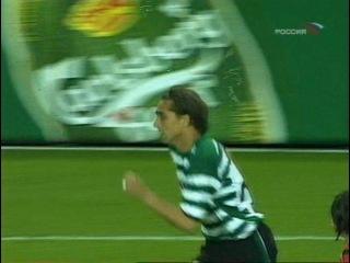 кубок УЕФА. ФИНАЛ. ЦСКА-СПОРТИНГ. 2005 год.