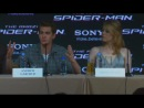 The Amazing Spiderman In Cancun April 2012
