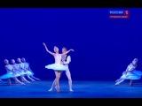 «Лебединое озеро» - Белое адажио - Светлана Захарова, Андрей Уваров и артистки балета