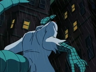 Spider-Man: The Animated Series (1994) - 1. Night of the Lizard