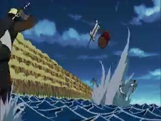 AMV Naruto Kinkaku and Ginkaku vs Darui