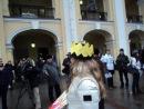 день ОБНИМАНКИ в ПЕТЕРБУРГЕ 21января 2012г