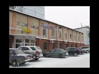 Лениск-Кузнецкий. Зима. Красная линия.
