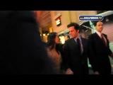 Зак Эфрон, Эштон Катчер, и Леа Мишель на премьере фильма