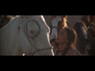 Один из самых лучших Американских фильмов про Гражданскую войну в США и истребление индейцев в 19 веке. КЕВИН КОСТНЕР. Танцы с Волками.1990.