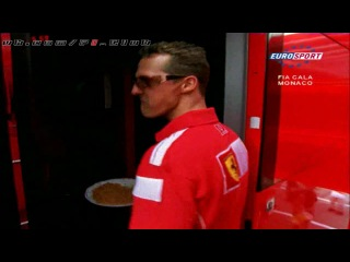 Телевизионный клип Euro Sport (FIA Gala): F1 2004. Обзор сезона