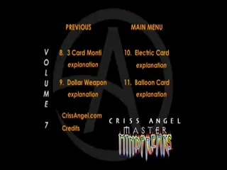 Criss Angel-