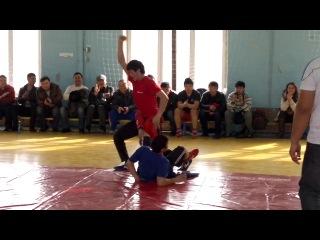 Кыргыз курош-Новосибирск(финал от 60-70 кг)