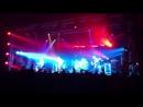 Lumen 27.11.11, Arena Moscow - Небо в огне
