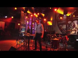 Gotye - Somebody That I Used to Know feat. Kimbra (Jimmy Kimmel Live, 2.02.12)
