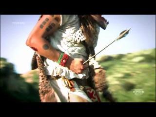 Ацтекский Ягуар против Воина Занде
