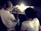 Music Hayk & Gayana making the new Gospel Song (Part 2)