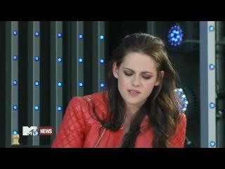Robert Pattinson Is 'So Good' In 'Cosmopolis' Video MTV