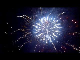 Фейерверк на венецианском карнавале!))) (Новый год в ПП)