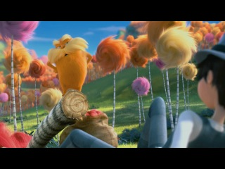 Лоракс / Dr.Seuss' The Lorax (2012) трейлер