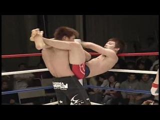 Шинья Аоки - Куниёши Хиронака