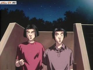 Инициал «Ди» - Стадия первая / Initial D First Stage - сезон 1 серия 11 [GitS]