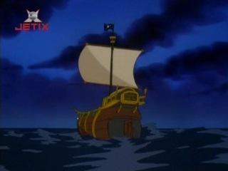 Бешеный Джек Пират / Mad Jack the Pirate - 1 сезон 4 серия
