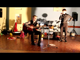 На Бровях! - Numa Numa acoustic trash new year version