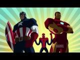 Трейлер мультсериала - Совершенный Человек-Паук / Ultimate Spider-Man (1 сезон/2012)