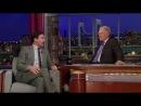 The Late Show with David Letterman - 312012 [Jon Hamm]