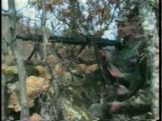 Гражданская война в Югославии. Боснийская война (часть 2)