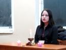 2011 11 23 Захарова, оконч заседания студии Рефлексия