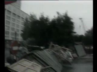 Москва, 1991 год, путч.