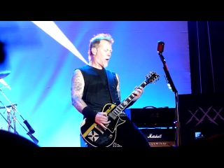 Metallica - Just a Bullet Away [NEW SONG] (Part 12) (Live in San Francisco, December 7th, 2011)