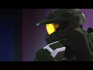 Halo Legends / Легенды Halo - 8 OVA (Русская озвучка) ㋛ Anime on links ㋛