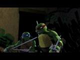 Первый трейлер к новому мультсериалу от Nickelodeon - Черепашки Ниндзя 2012