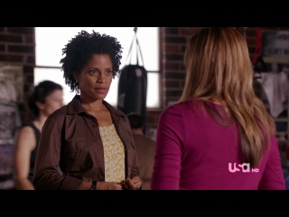 Necessary Roughness S1x09 Forget Me Not