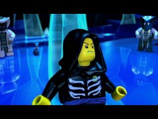LEGO Ниндзяго Мастера кружитцу 2 сезон 1 серия
